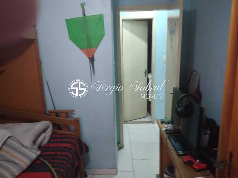 0003. - Apartamento à venda Rua Quiririm,Vila Valqueire, Rio de Janeiro - R$ 250.000 - SSAP20029 - 4