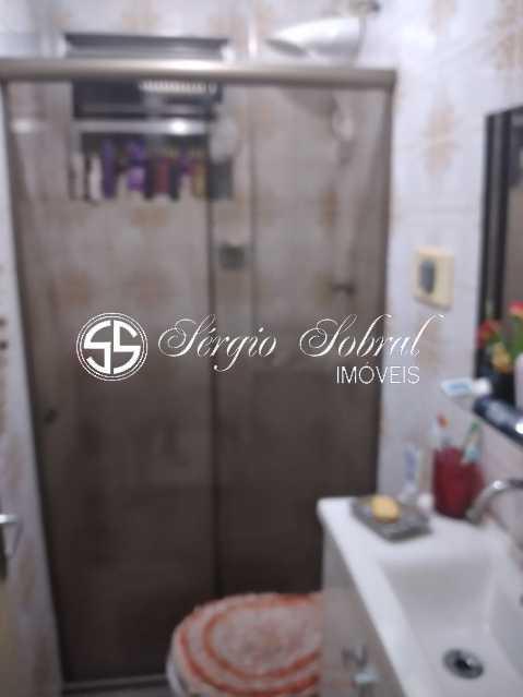 0005. - Apartamento à venda Rua Quiririm,Vila Valqueire, Rio de Janeiro - R$ 250.000 - SSAP20029 - 6