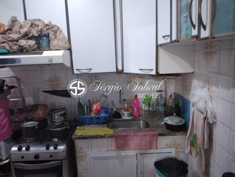 0006. - Apartamento à venda Rua Quiririm,Vila Valqueire, Rio de Janeiro - R$ 250.000 - SSAP20029 - 7