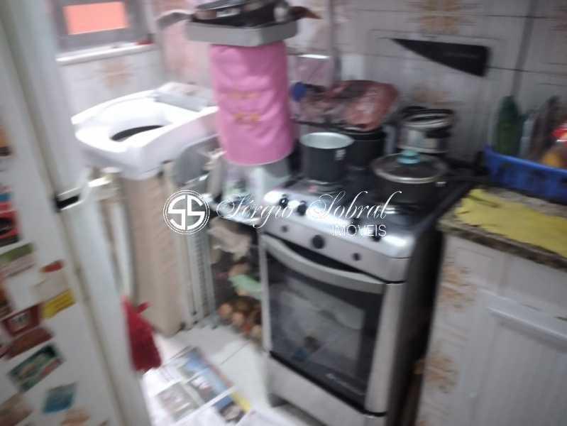 0007. - Apartamento à venda Rua Quiririm,Vila Valqueire, Rio de Janeiro - R$ 250.000 - SSAP20029 - 8