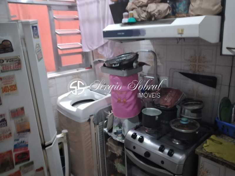 0008. - Apartamento à venda Rua Quiririm,Vila Valqueire, Rio de Janeiro - R$ 250.000 - SSAP20029 - 9
