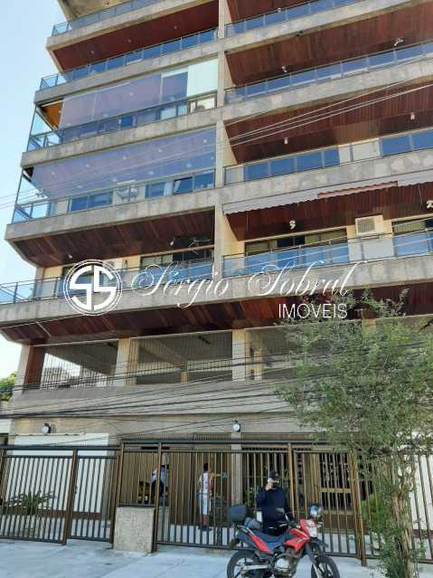 WhatsApp Image 2020-09-25 at 1 - Apartamento para alugar Rua das Hortências,Vila Valqueire, Rio de Janeiro - R$ 2.012 - SSAP30022 - 1