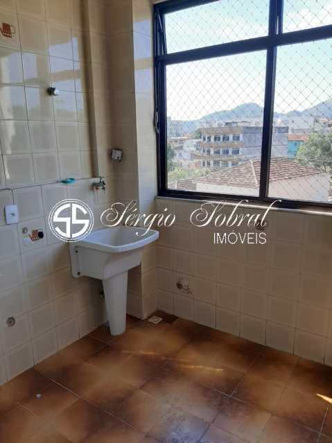 WhatsApp Image 2020-09-25 at 1 - Apartamento para alugar Rua das Hortências,Vila Valqueire, Rio de Janeiro - R$ 2.012 - SSAP30022 - 14