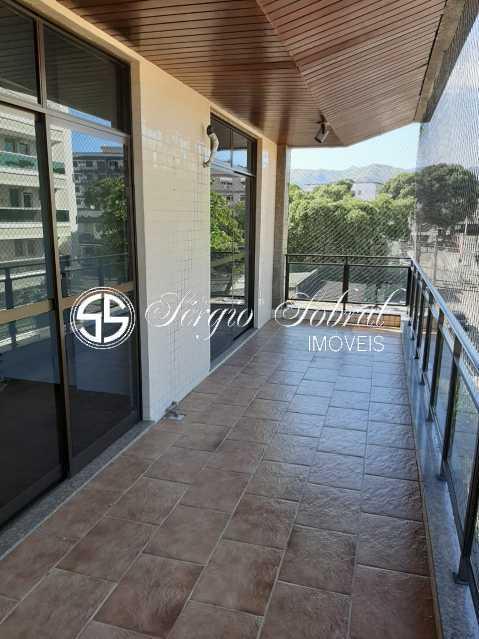 WhatsApp Image 2020-09-25 at 1 - Apartamento para alugar Rua das Hortências,Vila Valqueire, Rio de Janeiro - R$ 2.012 - SSAP30022 - 4