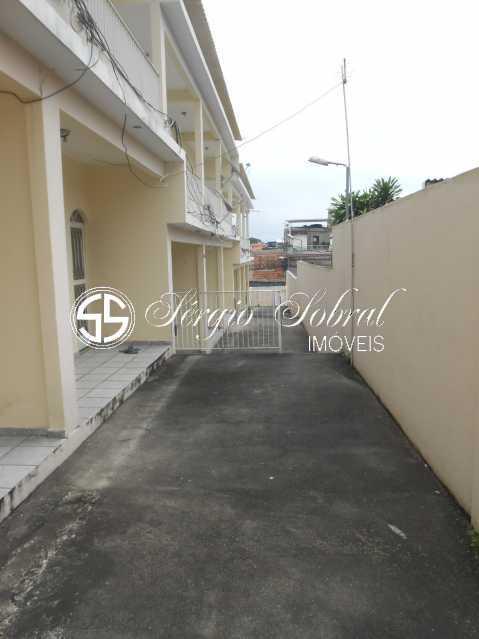 DSCN1418 - Kitnet/Conjugado 20m² para alugar Rua Japim,Oswaldo Cruz, Rio de Janeiro - R$ 402 - SSKI10001 - 1