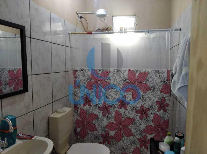 WhatsApp Image 2020-09-01 at 1 - Casa com 2/4, sala, cozinha, banheiro, quintal e varanda. - MTCA20005 - 20