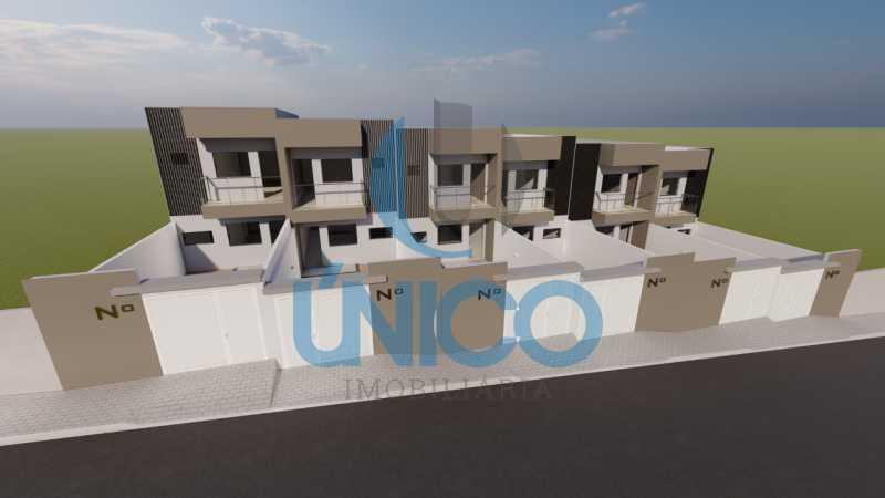 52. - Casa residencial para Venda Sun Ville II, Jequié 3 dormitórios sendo 1 suíte, 1 sala, 2 banheiros, 2 vagas 97,00 m² construída, 100,00 m² total Sem Piscina 210 mil Com Piscina 240 mil - MTCA30008 - 4