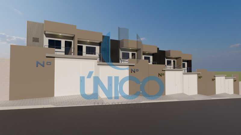 54133. - Casa residencial para Venda Sun Ville II, Jequié 3 dormitórios sendo 1 suíte, 1 sala, 2 banheiros, 2 vagas 97,00 m² construída, 100,00 m² total Sem Piscina 210 mil Com Piscina 240 mil - MTCA30008 - 6