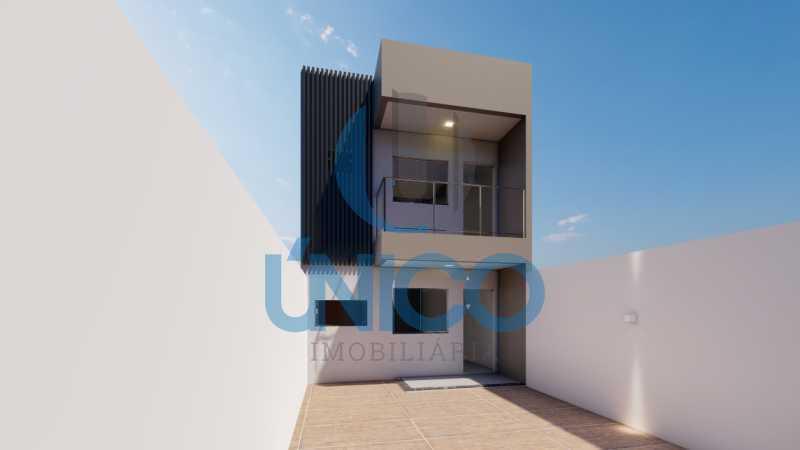 a. - Casa residencial para Venda Sun Ville II, Jequié 3 dormitórios sendo 1 suíte, 1 sala, 2 banheiros, 2 vagas 97,00 m² construída, 100,00 m² total Sem Piscina 210 mil Com Piscina 240 mil - MTCA30008 - 12
