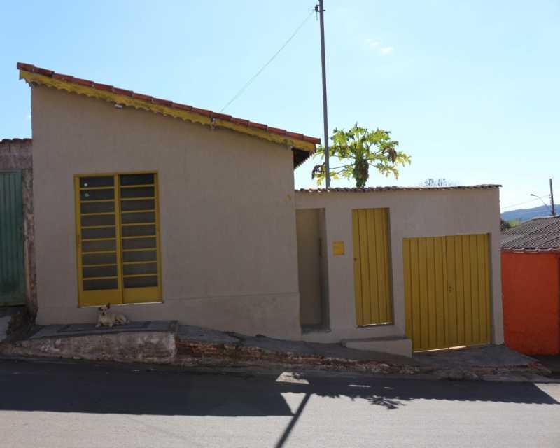 foto1 - Casa 2 quartos à venda Presépio, Campos Gerais - R$ 150.000 - MTCA20028 - 1