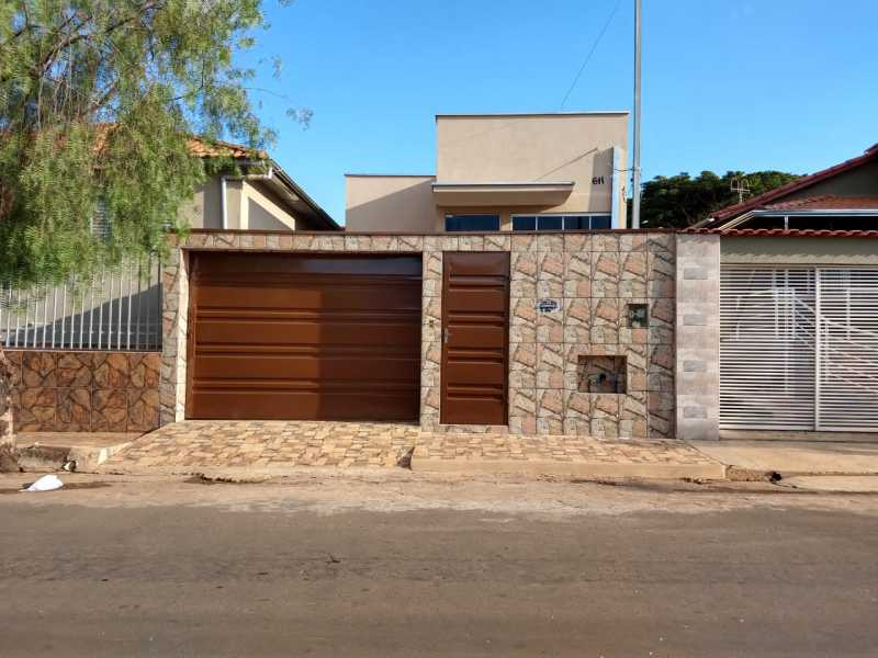 ceu azul - Casa à venda Céu Azul, Campos Gerais - R$ 200.000 - MTCA00068 - 1