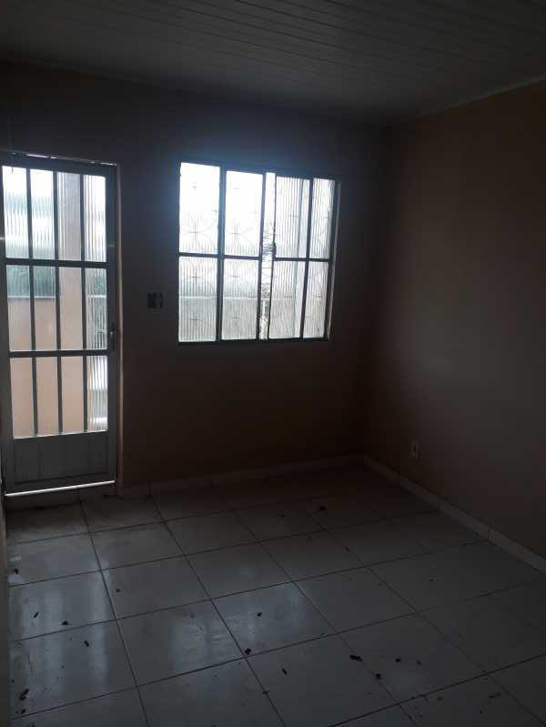 Sala - Apartamento para alugar Rua Pereira Pinto,Tomás Coelho, Rio de Janeiro - R$ 600 - DBAP20009 - 1