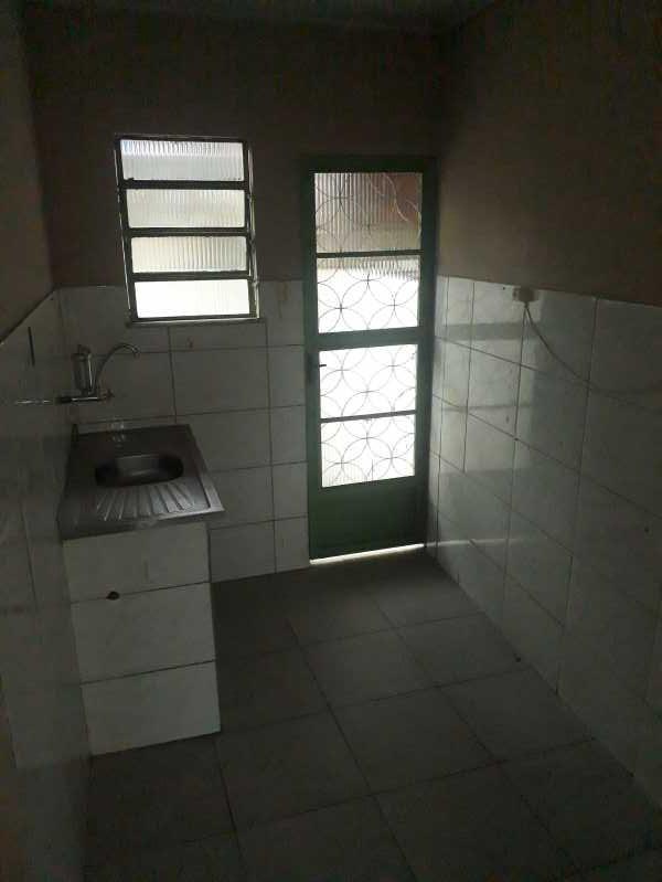 Cozinha - Apartamento para alugar Rua Pereira Pinto,Tomás Coelho, Rio de Janeiro - R$ 600 - DBAP20009 - 5