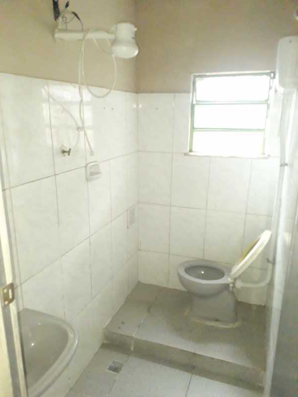 Banheiro - Apartamento para alugar Rua Pereira Pinto,Tomás Coelho, Rio de Janeiro - R$ 600 - DBAP20009 - 6