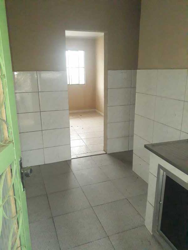 Cozinha - Apartamento para alugar Rua Pereira Pinto,Tomás Coelho, Rio de Janeiro - R$ 600 - DBAP20009 - 10