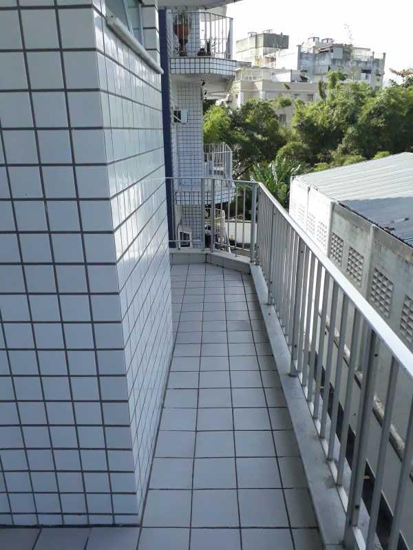 20200619_113135 - Apartamento para alugar Rua Marechal José Beviláqua,Taquara, Rio de Janeiro - DBAP20012 - 8