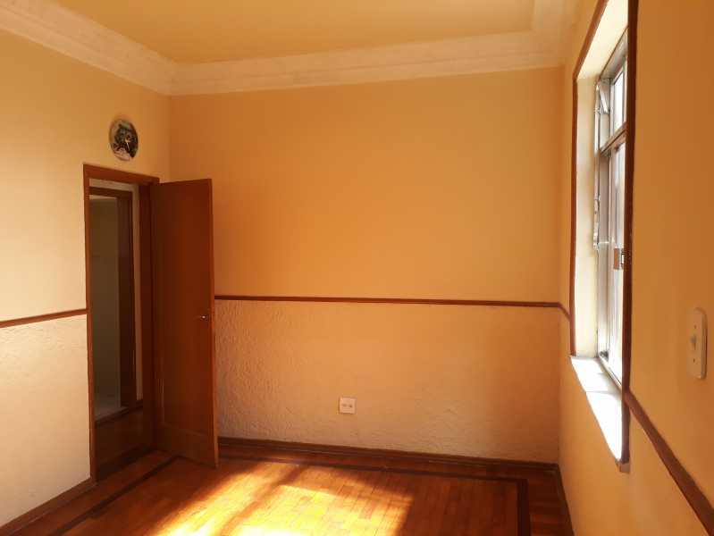 Sala - Apartamento 2 quartos para alugar Abolição, Rio de Janeiro - R$ 750 - DBAP20002 - 1