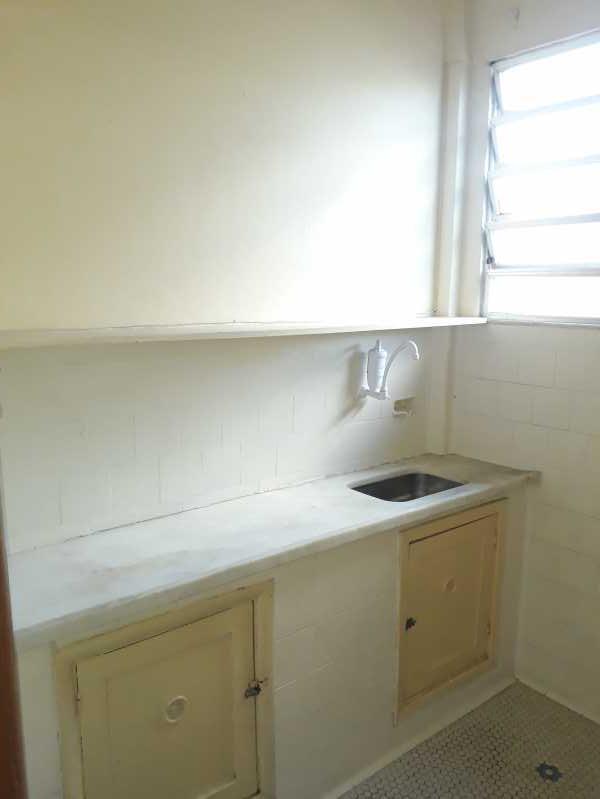 Cozinha - Apartamento 2 quartos para alugar Abolição, Rio de Janeiro - R$ 750 - DBAP20002 - 9