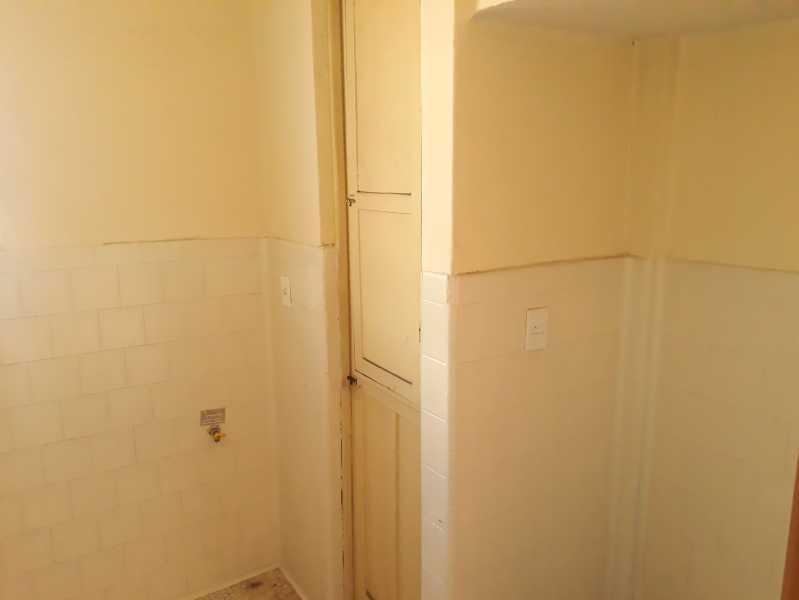 Cozinha - Apartamento 2 quartos para alugar Abolição, Rio de Janeiro - R$ 750 - DBAP20002 - 10