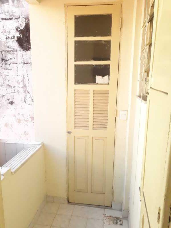 Área de serviço - Apartamento 2 quartos para alugar Abolição, Rio de Janeiro - R$ 750 - DBAP20002 - 12