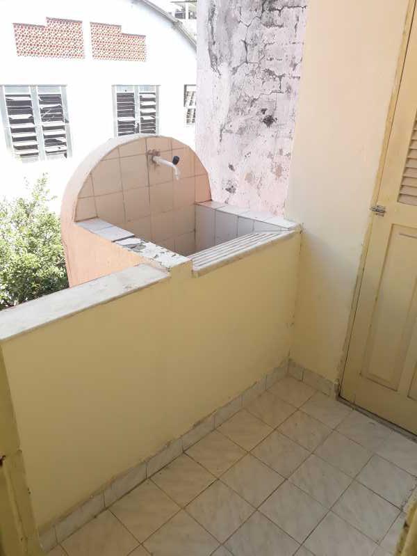 Área de serviço - Apartamento 2 quartos para alugar Abolição, Rio de Janeiro - R$ 750 - DBAP20002 - 13