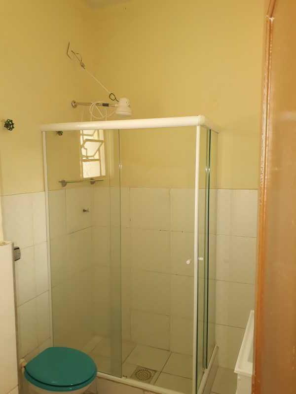 Banheiro Social - Apartamento 2 quartos para alugar Abolição, Rio de Janeiro - R$ 750 - DBAP20002 - 15