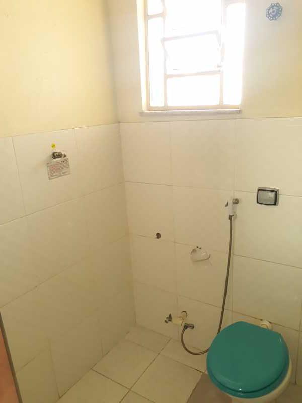 Banheiro Social - Apartamento 2 quartos para alugar Abolição, Rio de Janeiro - R$ 750 - DBAP20002 - 17