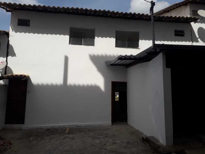 fe995b27-ddd0-48a7-ae95-7456f7 - Casa 2 quartos à venda Recanto Verde, Muriaé - R$ 135.000 - MTCA20017 - 1