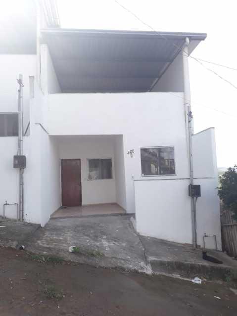 6f6f83fc-2b7a-43a3-88f3-fae3bd - Casa 2 quartos à venda Recanto Verde, Muriaé - R$ 145.000 - MTCA20018 - 1