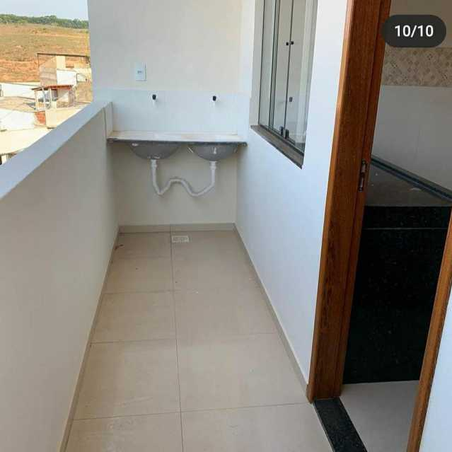unnamed 3 - Casa 2 quartos à venda Alto Do Castelo, Muriaé - R$ 250.000 - MTCA20051 - 6