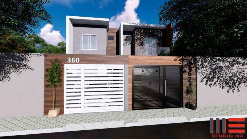 1c371f62-f5c2-4ed3-934e-9c13ae - Casa 2 quartos à venda Cardoso De Melo, Muriaé - R$ 230.000 - MTCA20070 - 3