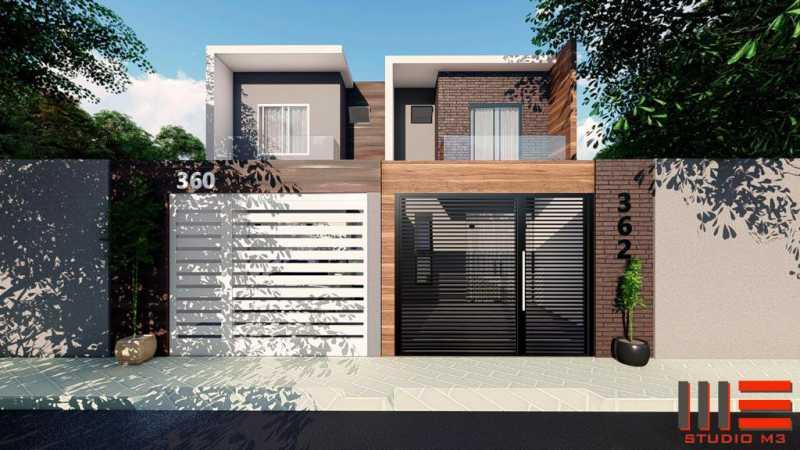 13b7426a-5142-4345-9cbc-097f4f - Casa 2 quartos à venda Cardoso De Melo, Muriaé - R$ 230.000 - MTCA20070 - 1