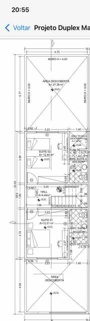 a6afb8ba-51db-4230-89e9-040eab - Casa 2 quartos à venda Cardoso De Melo, Muriaé - R$ 230.000 - MTCA20070 - 7