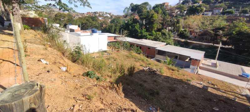 72616afe-56ea-48c9-97be-7d0369 - Terreno Residencial à venda Inconfidência, Muriaé - R$ 85.000 - MTTR00052 - 7