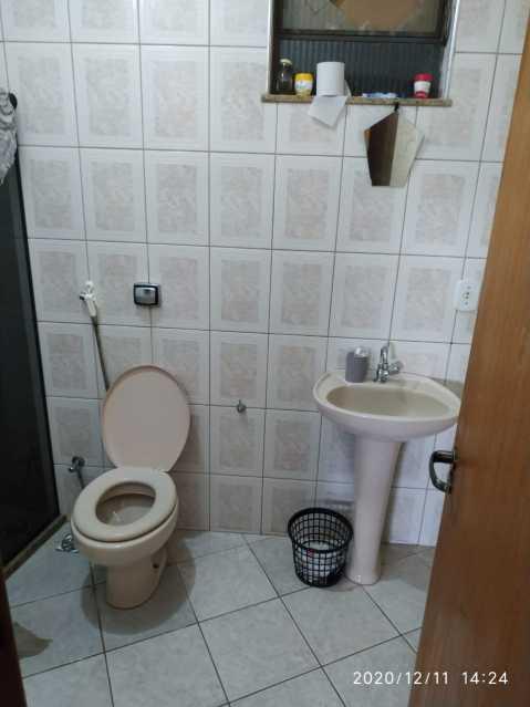 Banheiro - Apartamento à venda Rua Vitório Dalla Paula,Barra, Muriaé - R$ 150.000 - MTAP20001 - 4