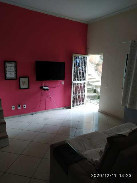 Sala - Apartamento à venda Rua Vitório Dalla Paula,Barra, Muriaé - R$ 150.000 - MTAP20001 - 5