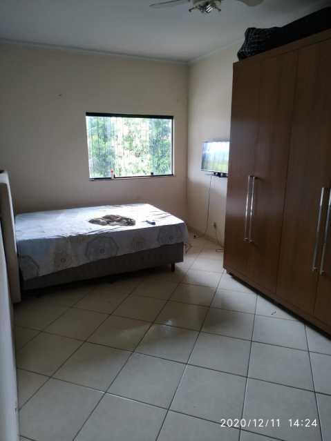 Quarto - Apartamento à venda Rua Vitório Dalla Paula,Barra, Muriaé - R$ 150.000 - MTAP20001 - 6