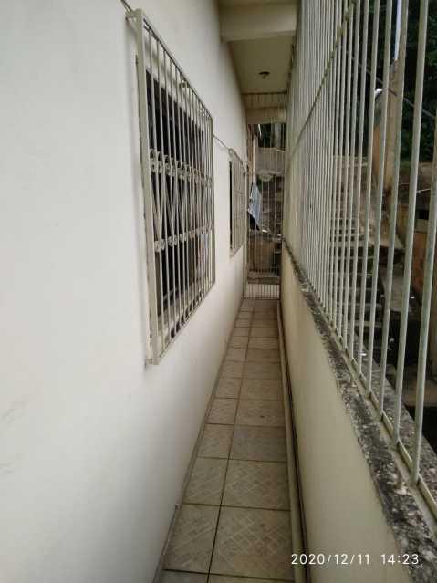 Varanda - Apartamento à venda Rua Vitório Dalla Paula,Barra, Muriaé - R$ 150.000 - MTAP20001 - 8