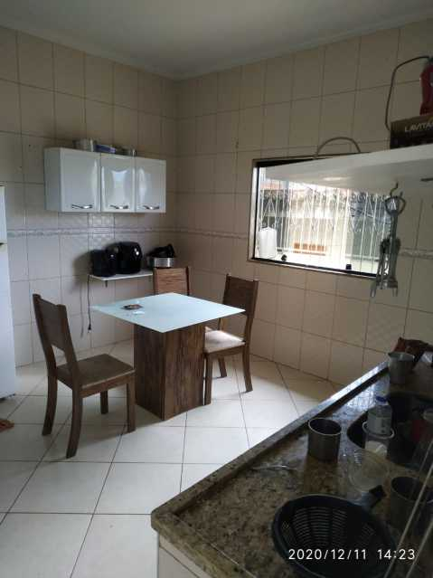 Cozinha - Apartamento à venda Rua Vitório Dalla Paula,Barra, Muriaé - R$ 150.000 - MTAP20001 - 7