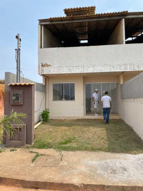 ddfd2cd0-7ba0-4388-ace2-865eab - Casa 2 quartos à venda Santa Laura, Muriaé - R$ 145.000 - MTCA20108 - 1