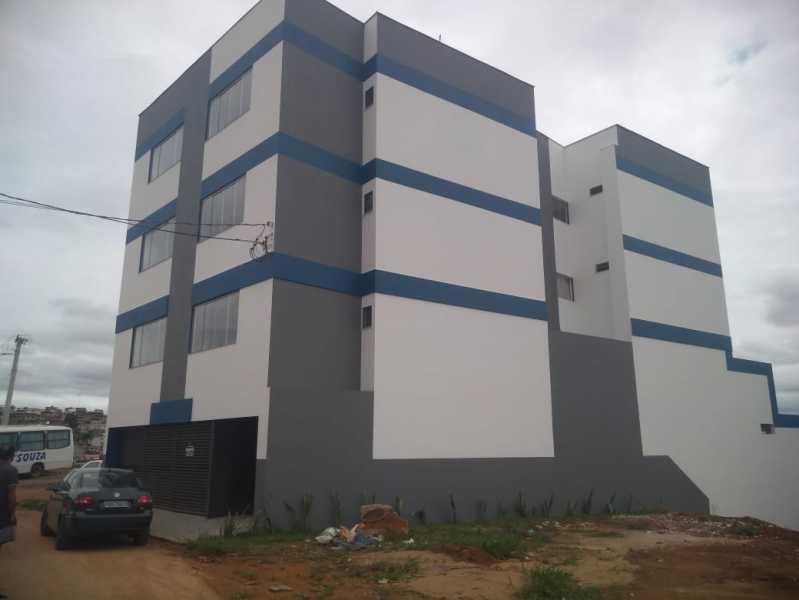 02908fa1-b80b-4039-945d-b53fd2 - Apartamento 1 quarto à venda Porto Belo, Muriaé - R$ 130.000 - MTAP10005 - 1