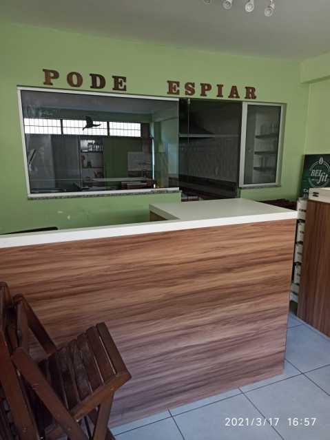Restaurante 1 - Ponto comercial para alugar CENTRO, Muriaé - R$ 800 - MTPC00002 - 3
