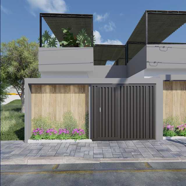 3d3434cd-48b6-472f-bf34-ae3cdd - Casa 2 quartos à venda Dornelas 3, Muriaé - R$ 215.000 - MTCA20005 - 3