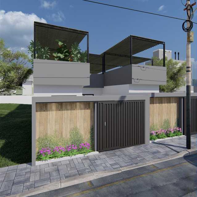 8ea4039f-01e4-4ce4-a5c6-e52cbe - Casa 2 quartos à venda Dornelas 3, Muriaé - R$ 215.000 - MTCA20005 - 4