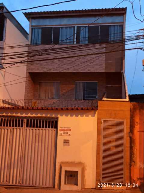 11ec0ad7-9e0d-4b0c-af3c-988096 - Apartamento 3 quartos à venda São Francisco, Muriaé - R$ 200.000 - MTAP30003 - 1