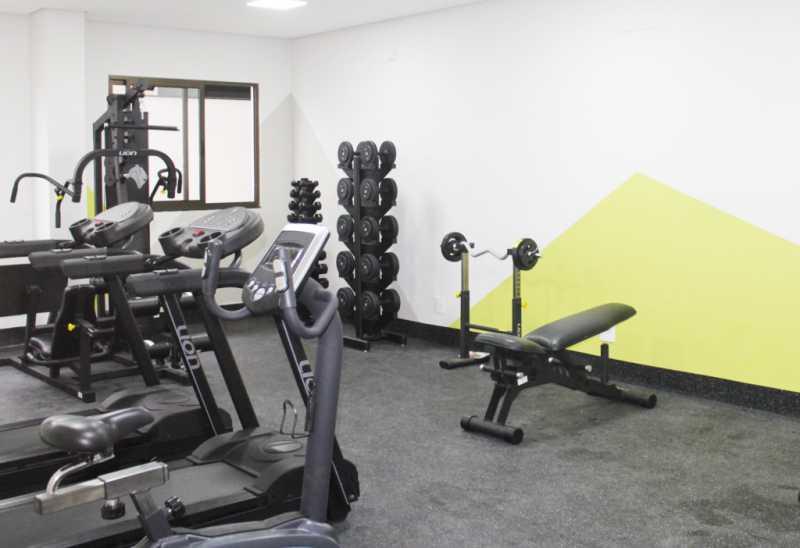ACADEMIA - Apartamento 3 quartos à venda Barra, Muriaé - R$ 577.500 - MTAP30004 - 9