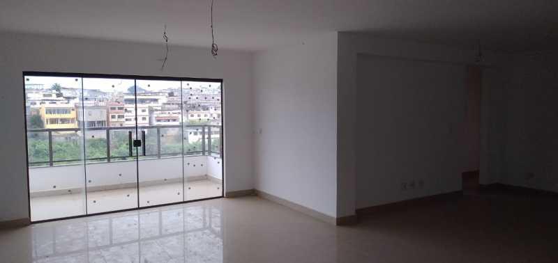 cobertura 2 quartos 2 - Cobertura 2 quartos à venda Barra, Muriaé - R$ 766.500 - MTCO20001 - 3