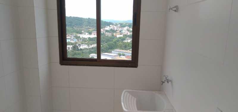cobertura 2 quartos 4 - Cobertura 2 quartos à venda Barra, Muriaé - R$ 766.500 - MTCO20001 - 10