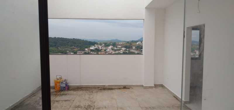 cobertura 2 quartos 8 - Cobertura 2 quartos à venda Barra, Muriaé - R$ 766.500 - MTCO20001 - 7