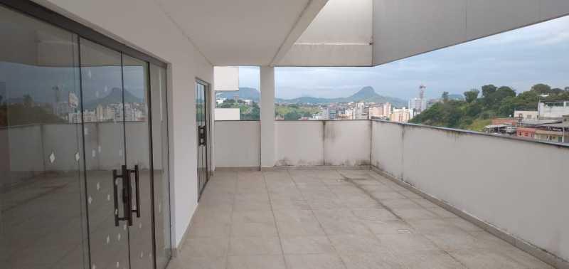 cobertura 3 quartos 7 - Cobertura 3 quartos à venda Barra, Muriaé - R$ 1.090.000 - MTCO30001 - 4
